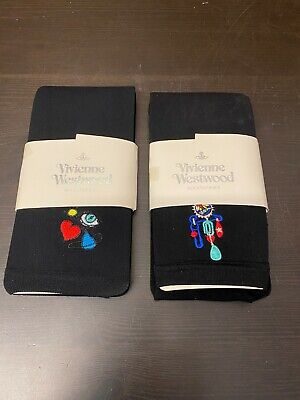 Vivienne Westwood Women Footless Leggings Japan Size M~L • 10.50£