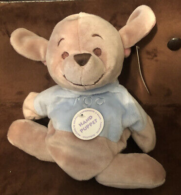 Disney Store Roo Hand Puppet Winnie The Pooh - New With Tags • 6.99£