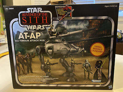 $ CDN145.61 • Buy Star Wars AT-AP Walker Revenge Of The Sith Vintage Collection New In Box