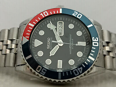 $ CDN67.29 • Buy Seiko Diver 7s26-0040 Skx033j 10 Bar Automatic Men's Watch S.n 951257 D