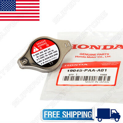$10.69 • Buy NEW Genuine Cooling Radiator Cap 19045-PAA-A01 For Honda Acura Accord Civic US