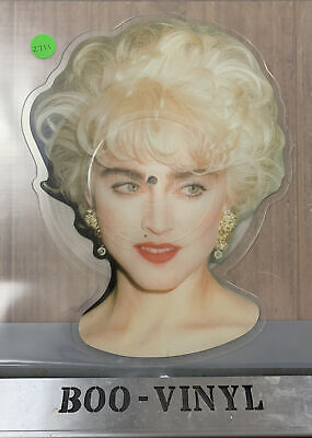 Madonna -  Picture Disc Interview Madonna 7S N/M Con • 18.99£