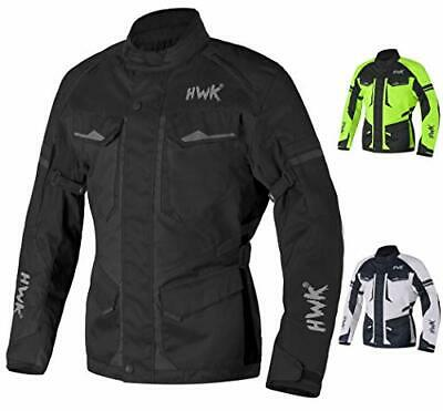 $ CDN99.97 • Buy Adventure/Touring Motorcycle Jacket For Men Textile Motorbike CE Armored Wate...