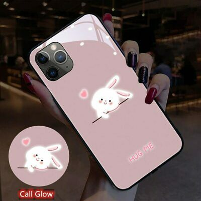 £14.33 • Buy LED Light Up Phone Back Case For IPhone 6-12 With Cute Cartoon Animal Designs