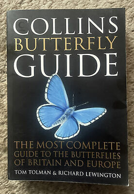 £9.99 • Buy Collins Butterfly Guide : The Most Complete Field Guide To The Butterflies Of UK