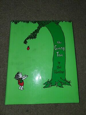 Shel Silverstein The Giving Tree First Edition 1964 • 14.54£