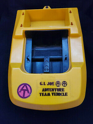 $ CDN8.16 • Buy Vintage 1972 Hasbro GI Joe Adventure Team 6-Wheel Yellow ATV Mummy's Tomb USA