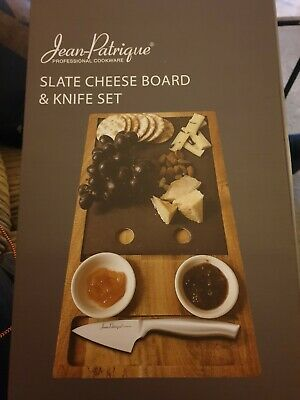 £20 • Buy Jean Patrique Cheese Board And Knife Set