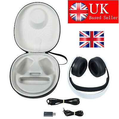 Headset Case Protective Box Hard Shell For Sony PS5 Pulse 3D Wireless Headphones • 18.15£