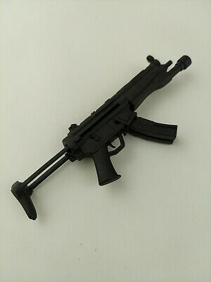 £6.47 • Buy 21st Century Toys 1/6 Scale MP5 Twin Magazine Sub Machine Weapon For 12  Figures