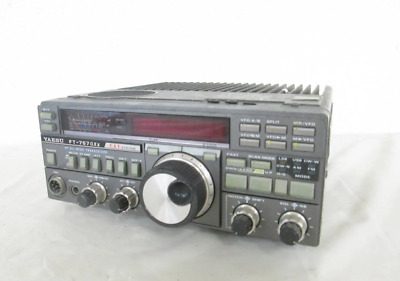 Yaesu FT-757GX HF All Mode Transceiver Made In Japan • 400.58£