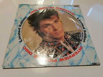 Aha Interview Picture Disc 12inch Picture Disc/record • 10£