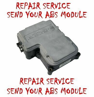 $125 • Buy 13354715 1999-2005 CHEVROLET ASTRO ABS  Control Module EBCM REPAIR SERVICE CHEVY