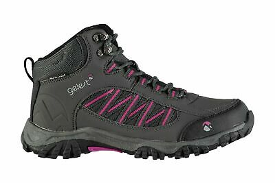 Gelert Womens Horizon Waterproof Mid Walking Boots Lace Up Breathable Mesh  • 29.98£