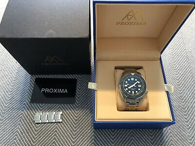 $ CDN220 • Buy Proxima Sharkmaster Seiko Marinemaster MM300 Homage NH35 Automatic Watch Ceramic