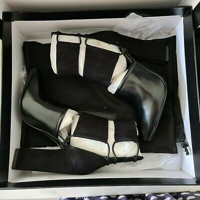 AU480 • Buy Alexander Wang Leather Boots 35
