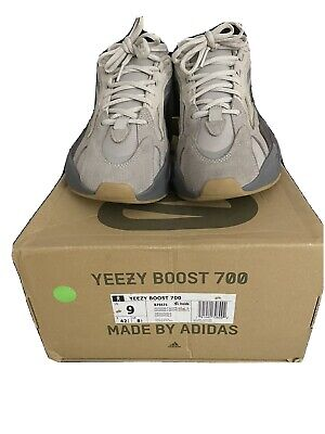 $ CDN319.57 • Buy Adidas Yeezy 700 V2 Static Size 9 *Tried On Once*