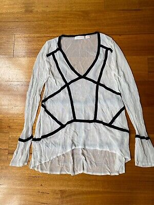 AU30 • Buy Sass And Bide Top Size 8
