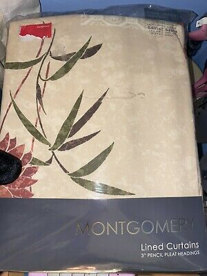 £10 • Buy Montgomery Curtains