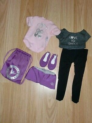 £14 • Buy DESIGN A FRIEND Doll ~ GYM/DANCE OUTFITS CLOTHES  - Chad Valley