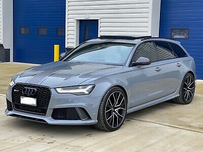 2017 Audi Rs6 Performance Huge Spec Low Miles Immaculate Px Svr M5 Rs3 M3 E63 M5 • 48,495£