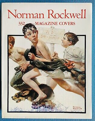$ CDN188.30 • Buy Norman Rockwell: 332 Magazine Covers First Edition 12 Printing 1990