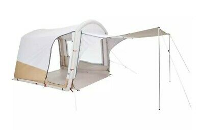 Inflatable Camping Living Dining Room Shelter 6 Person Connect To Tent Or Van • 349.99£