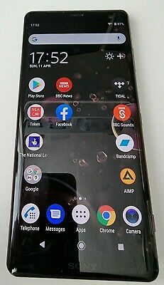 Sony Xperia XZ3 - 64GB - Red - Unlocked SIM Free Smartphone - Android 10 • 63.21£