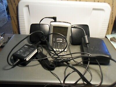 Dell 20gb Digital Jukebox Hvoit Mp3 Player W/ Power Cord Sony Speakers & Case • 18.19£