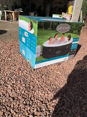 ✅Lay Z Spa Rio 6 Person Hot Tub 2021 Model Brand New Sealed IN HAND✅ • 575£