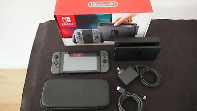 AU349 • Buy Nintendo Switch Console. Boxed. Excellent Condition