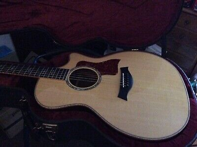 $3449.99 • Buy Taylor 814ce V-class Grand Auditorium Acoustic Electric Guitar - Natural