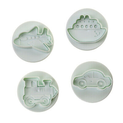 £4.26 • Buy Baby Funny DIY Toys Cookie Cake Cutter Fondant Plunger Decorating Mold  5.5cm #4