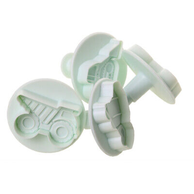 £4.36 • Buy Baby Funny DIY Toys Cookie Cake Cutter Fondant Plunger Decorating Mold  5.5cm #7