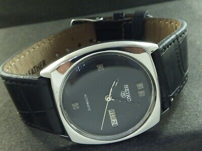 $ CDN24.36 • Buy OLD VINTAGE SEIKO 5 AUTOMATIC JAPAN MEN'S DAY/DATE WATCH 444-a221703-4
