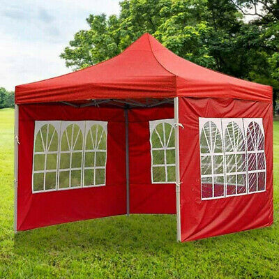 2x3m Tent Heavy Duty Gazebo Marquee Camping Outdoor Waterproof Party Canopy New • 14.84£