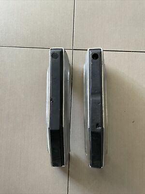 AU150 • Buy Holden HQ Hj Hx Hz Over Riders Rear Bumper Chrome Used