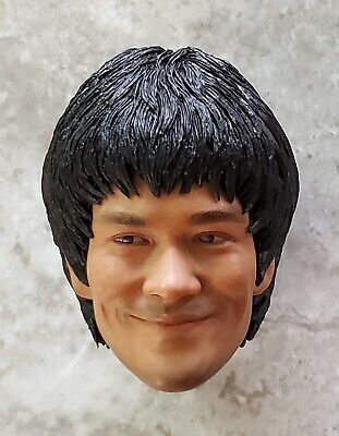 $74.97 • Buy Enterbay 1/6 Scale BRUCE LEE GAME OF DEATH BEHIND THE SCENES SMILING HEAD ONLY
