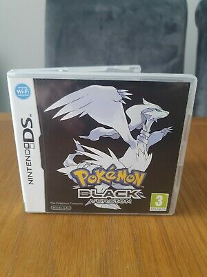 AU89.90 • Buy Pokemon: Black Version Nintendo DS  ** Genuine And Complete **