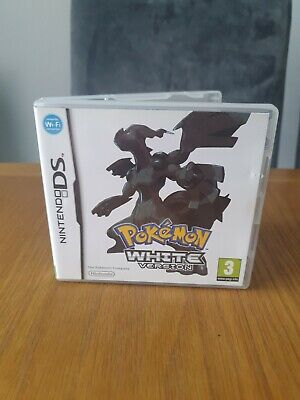 AU89.90 • Buy Pokemon: White Version Nintendo DS  ** Genuine And Complete **