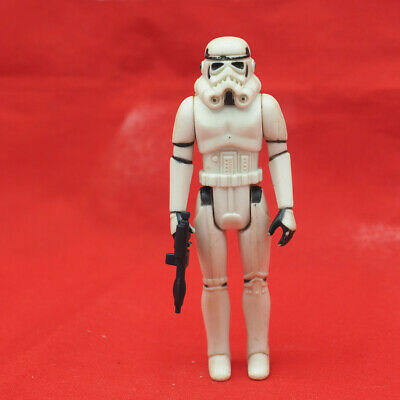 Vintage Star Wars Stormtrooper Action Figure W/ Weapon • 16.73£
