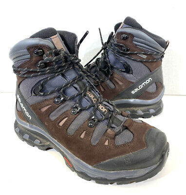 AU188.50 • Buy Salomon Quest 4D 3 GTX Women's Size 7 Brown Hiking Backpacking Boots H1-52*