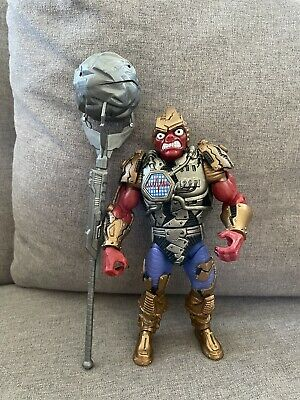 $136.99 • Buy Super7 MOTUC QUAKKE Masters Of The Universe Classics 100% Complete He Man