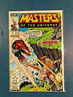 $9.99 • Buy Masters Of The Universe #8 Comic Marvel Star He-Man! Ready For High CGC Grade