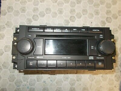 $75 • Buy 2005 Jeep Grand Cherokee Radio Cd Player Oem