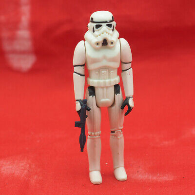 Vintage Star Wars Stormtrooper Action Figure W/ Weapon • 21.82£