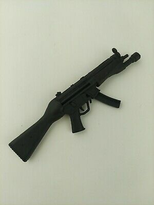 £5.11 • Buy 21st Century Toys 1/6 Scale MP-5 Sub Machine Gun Weapon For 12  Action Figures