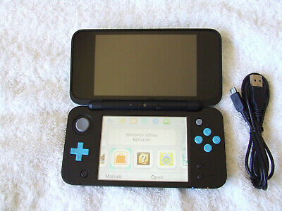AU26 • Buy Nintendo 2DS Electric Black And Turquoise Handheld Console