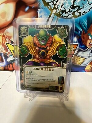 AU50.41 • Buy DBZ CCG Bandai Lord Slug*Ultra Rare*Holo WA-094+25 Assorted 1st Edition DB Cards