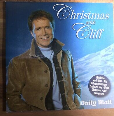 £1.40 • Buy Christmas With Cliff Daily Mail Promotionsl CD